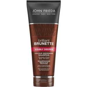John Frieda Brilliant Brunette VISIBLY DEEPER Шампунь для создания насыщенного оттенка темных волос 250 мл