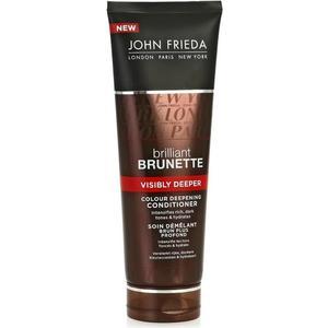 John Frieda Brilliant Brunette VISIBLY DEEPER Кондиционер для создания насыщенного оттенка темных волос 250 мл
