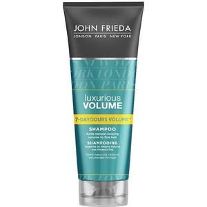 John Frieda Luxurious Volume 7-DAY Шампунь для создания ощутимого объема длительного действия 250 мл john frieda средство для создания объема длительного действия luxurious volume 7 day 100 мл