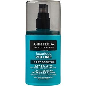 John Frieda Luxurious Volume Лосьон-спрей для прикорневого объема с термозащитным действием 125 мл la biosthetique volume booster мусс спрей volume booster для прикорневого объема 200 мл