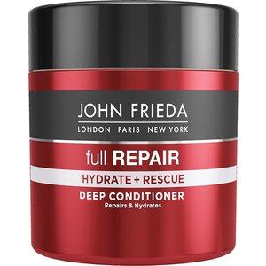 John Frieda Full Repair Маска для восстановления и увлажнения волос 150 мл revlon бальзам для экспресс увлажнения волос instant hydra 150 мл