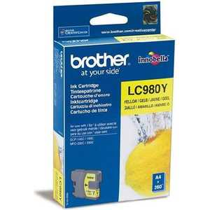 Brother LC980Y cactus lc 980bk brother dcp 145c 165c mfc 250c 290c 300