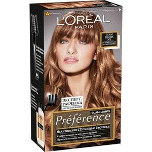 L'OREAL Preference Краска для волос Глэм Лайт тон 3