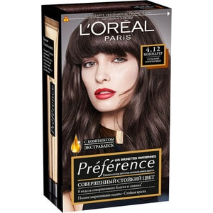 L'OREAL Preference Краска для волос тон 5.21 Нотр-дам нотр дам сборная модель с историей