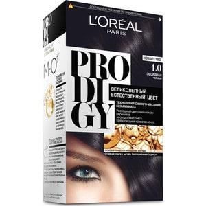 L'OREAL Prodigy Краска для волос тон 1.0 обсидиан l oreal prodigy краска для волос тон 8 0 белый песок