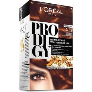 L'OREAL Prodigy Краска для волос тон 5.35 шоколад l oreal prodigy краска для волос тон 3 0 темный шоколад