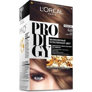 L'OREAL Prodigy Краска для волос тон 6.0 дуб l oreal prodigy краска для волос тон 8 0 белый песок