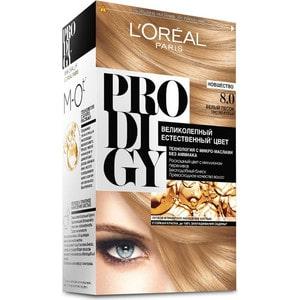 цены L'OREAL Prodigy Краска для волос тон 8.0 белый песок