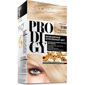 L'OREAL Prodigy Краска для волос тон 9.10 белое золото майка print bar the prodigy