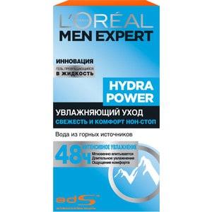 крем L'OREAL Men Expert Уход для лица увлажнение Гидра Пауэр 50мл от ТЕХПОРТ