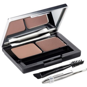 L'OREAL PERFECTION Brow Artist Набор для бровей тон 02 тёмный plus size button detail two tone top