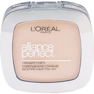 L'OREAL PERFECTION Alliance Perfect Пудра для лица тон N2 пудра для лица тон 14 yz иллозур для лица пудры