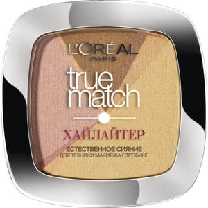 L'OREAL PERFECTION Alliance Perfect Хайлайтер тон 102D золотой perfection