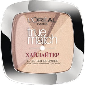 L'OREAL PERFECTION Alliance Perfect Хайлайтер тон 202N розовый