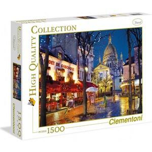 Пазл Clementoni Париж, Монмарт 1500 (31999)