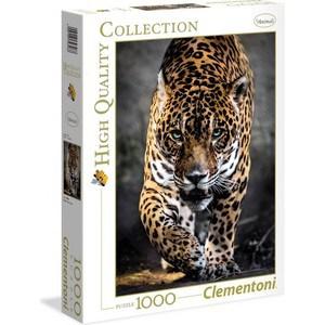 Фотография товара пазл Clementoni HQ Крадущийся ягуар (39326 ) (708724)