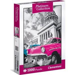 Пазл Clementoni Платиновая коллекция. Куба 1000 (39400 )