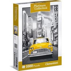 Пазл Clementoni Платиновая коллекция. Нью-Йорк 1000 ( 39398 )