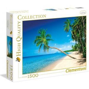 Фотография товара пазл Clementoni HQ Карибские острова 1500 (31669) (708739)