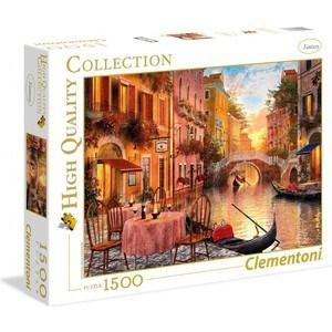 Фотография товара пазл Clementoni HQ Венеция 1500 (31668 ) (708740)