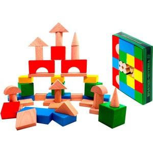 Конструктор Престиж-игрушка Настольный цветной 42 детали (СЦ1201)