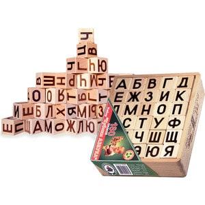 ольховый дым престиж кпр 14 Кубики Престиж-игрушка Азбука 30 деталей (А2301)