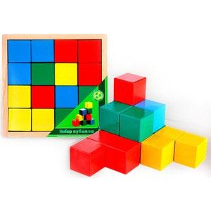 Фотография товара кубики Престиж-игрушка Цветные (АЦ2200) (708754)