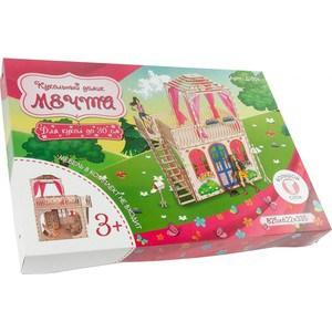 Фотография товара набор кукольной мебели Большой слон Кукольный домик ''Мечта'' (Д-006 ) (708776)