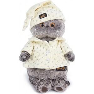Мягкая игрушка Budi Basa Басик в пижаме 30 см (Ks30-024) игрушка roys wt 024