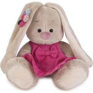 Мягкая игрушка Budi Basa Зайка Ми в розовом сарафанчике и ромашкой на ушке(малыш) (SidX - 144 )