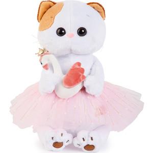 Мягкая игрушка Budi Basa Ли-Ли балерина с лебедем 24 см (LK24-006 ) мягкая игрушка budi basa ли ли балерина с лебедем 24 см lk24 006
