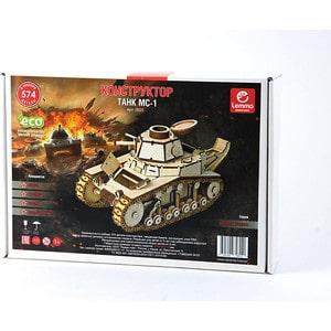 Конструктор Lemmo 0025 Танк МС-1