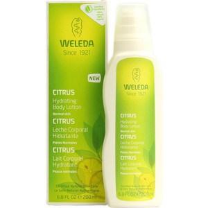 Weleda Цитрусовое освежающее молочко для тела 200 мл масло weleda цитрусовое освежающее масло для тела weleda