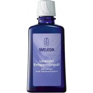 Weleda Расслабляющее масло с лавандой 100 мл weleda массажное масло с арникой 50 мл