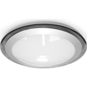 Потолочный светодиодный светильник Estares ALR-16 AC170-265V 16W d330*H70 мм Серый / Холодный белый потолочный светодиодный светильник estares alr 25 ac170 265v 25w d430 h90 мм прозрачный теплый белый