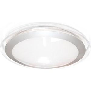 Потолочный светодиодный светильник Estares ALR-25 AC170-265V 25W d430*H90 мм Прозрачный / Теплый белый komatsu alr 09by2 в москве
