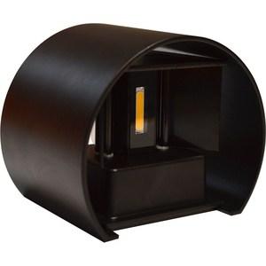 Светодиодный архитектурный светильник Estares MS-G1-501 6W R-WW-BLACK-IP65 брелок g 367 r