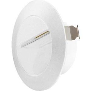 Светодиодный архитектурный светильник Estares MS-GF-001 3W R-CW-WHITE-IP65 e27 3w 200lm 6000k 16 smd 2835 led white light bulb silver white 100 250v