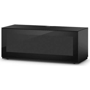 Тумба под телевизор Sonorous ST 110i BLK BLK BS стойка под акустику sonorous std 130f blk blk bs