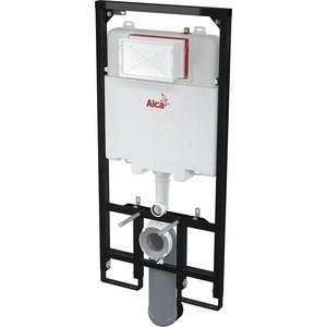 Инсталляция для унитаза AlcaPlast для сухой установки (AM1101B/1200) motorcycle radiator cooler replacement for honda bors400 bros 650 ntv650 1988 1990