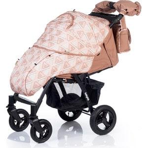 Kоляска прогулочная BabyHit Travel Air Beige Бежевый прогулочные коляски babyhit voyage air