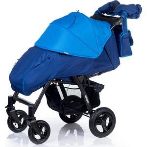 Kоляска прогулочная BabyHit Travel Air Blue Темно-синий babyhit clever blue