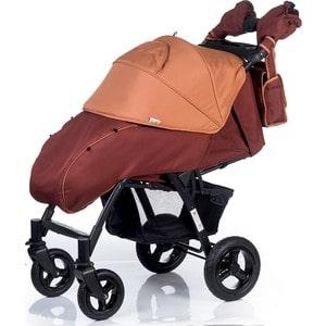 Kоляска прогулочная BabyHit Travel Air Brown Коричневый прогулочные коляски babyhit voyage air
