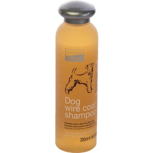 Шампунь GREENFIELDS Dog Wire Coat Shampoo для собак с жесткой шерстью 200мл