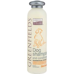 Шампунь-кондиционер GREENFIELDS Dog Shampoo and Conditioner для взрослых собак 250мл