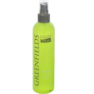 Спрей-лосьон GREENFIELDS Fresh ''Яблоко и мята'' для устранения запахов от животных 250мл