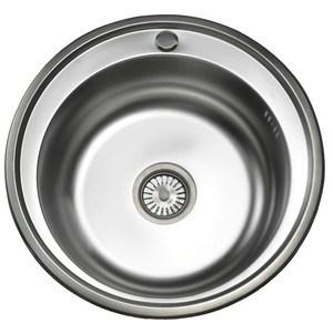 Кухонная мойка Pegas 49 0,6 матовая (490W мт) мт mt gravity