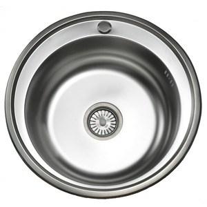 Кухонная мойка Pegas 51 0,6 матовая (510W мт) мт 972 магнит любимому деду