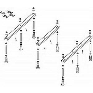 Ножки для поддона Riho Basel 410, 420 (POOTSET66) цены