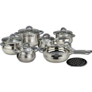Набор посуды 13 предметов Vitesse (VS-2040)